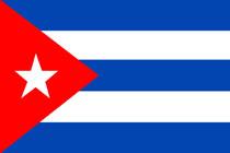 drapeau rouge et blanc etoile
